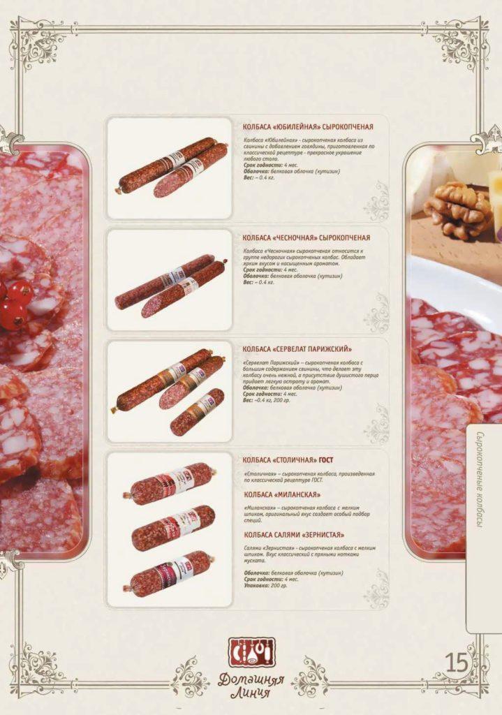 Рецепты колбас по госту ссср